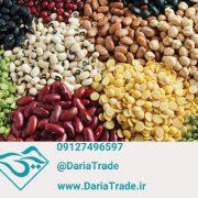 قیمت بروز حبوبات