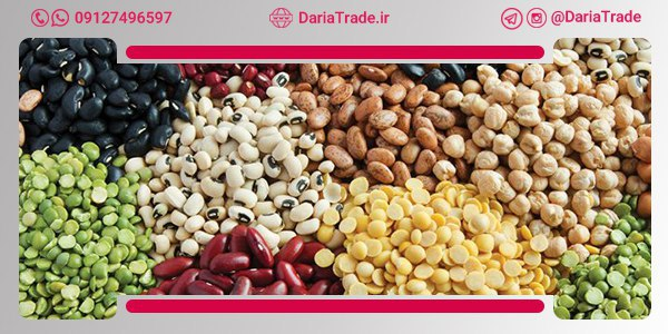 بازار فروش حبوبات عمده بسته بندی