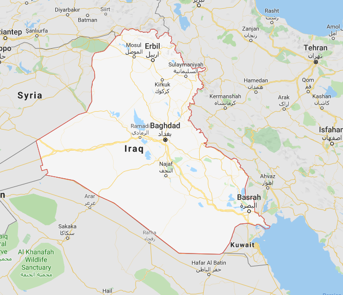 صادرات نخود به عراق
