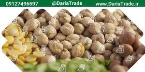حبوبات در ایران