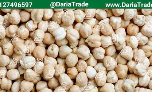صادرات و واردات نخود