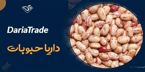 تهیه لوبیا چیتی مرغوب جهت صادرات